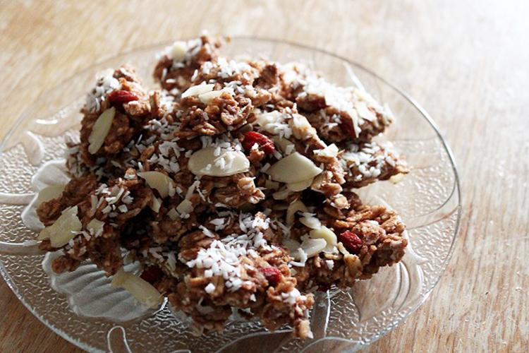 Inca Energy Cookies