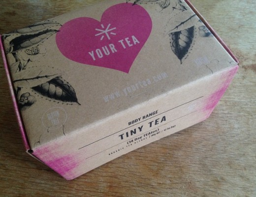 how to make your own teatox
