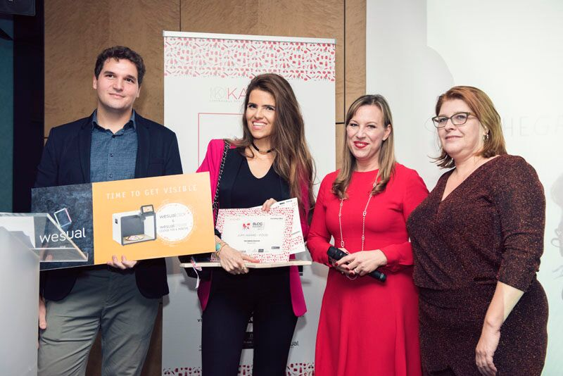 blog awards Luxembourg 2017