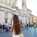 rome bianca hair