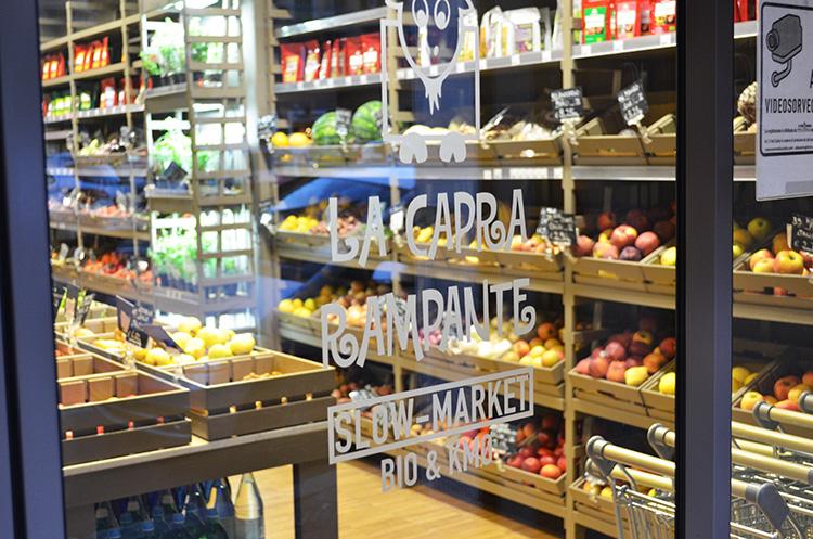 Slow Market La Capra Rampante