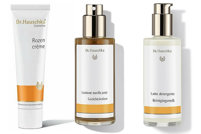 giveaway dr hauschka skin care set 64 85 the green creator. Black Bedroom Furniture Sets. Home Design Ideas