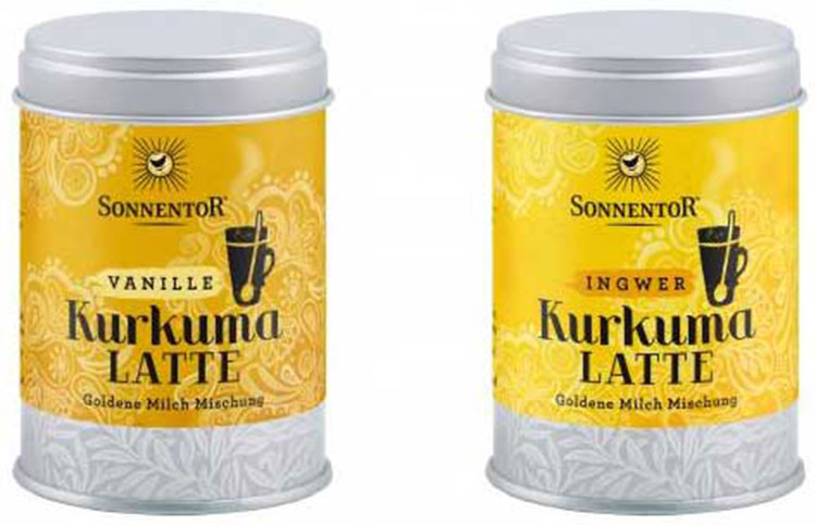 kurkuma latte mix