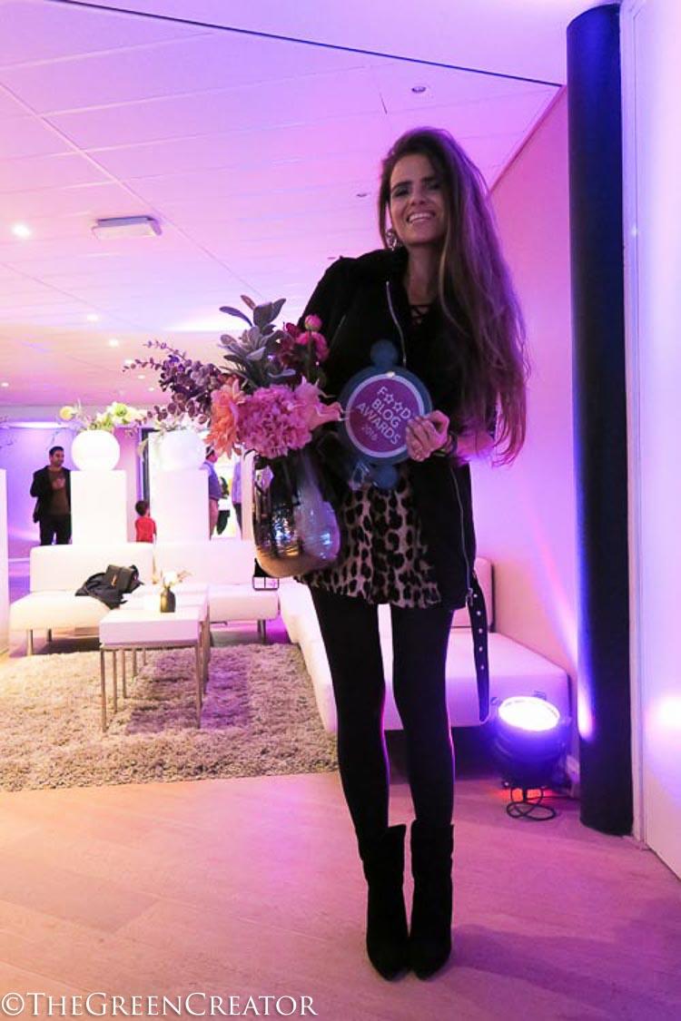 Ik heb een Food Blog Award gewonnen!