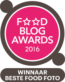 food blog awards winnaar