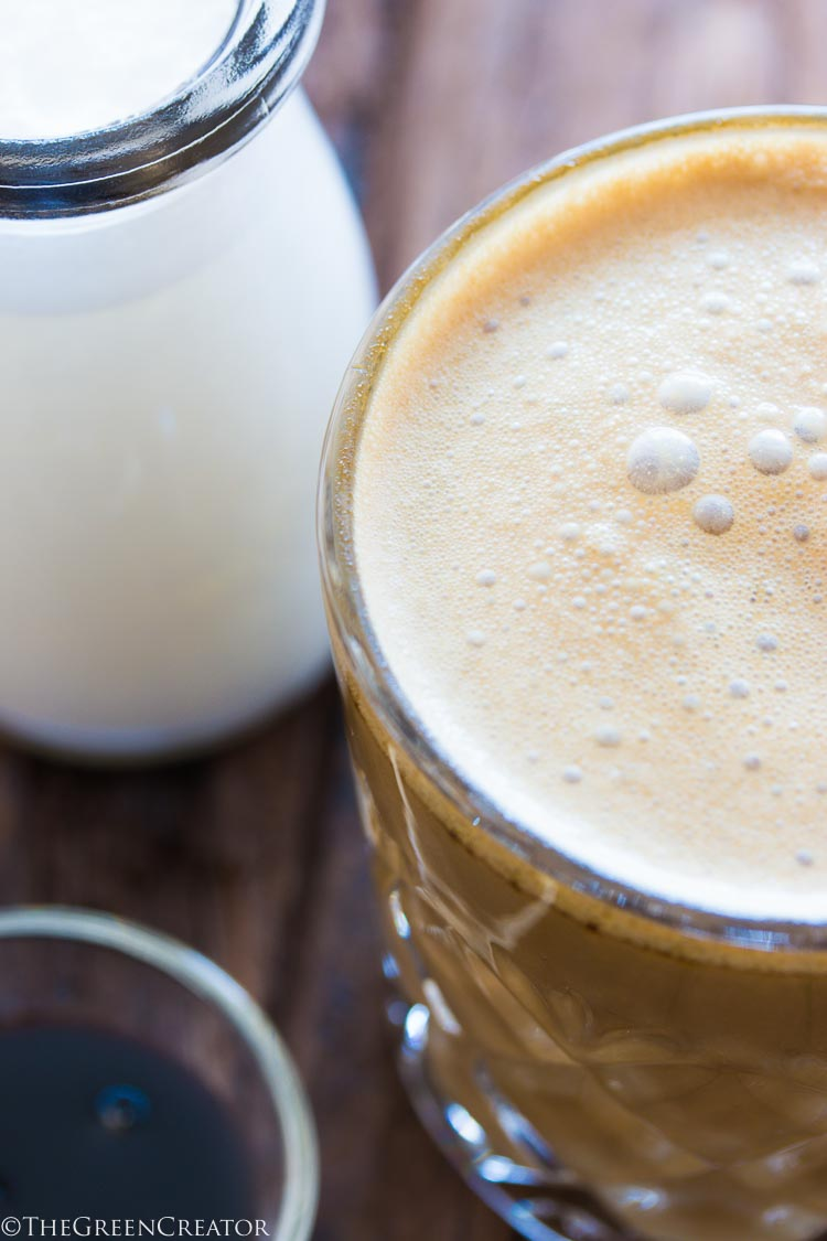 Molasses Milk