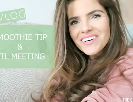 VLOG | SMOOTHIE TIP & RTL MEETING