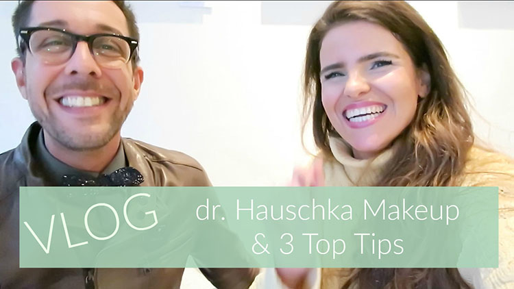VLOG | dr. Hauschka Makeup & 3 Top Tips
