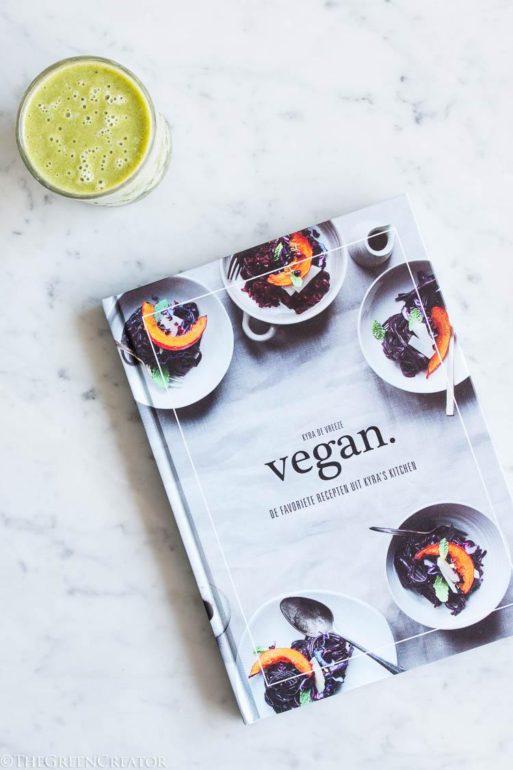 Boekreview: vegan. Kyra de Vreeze