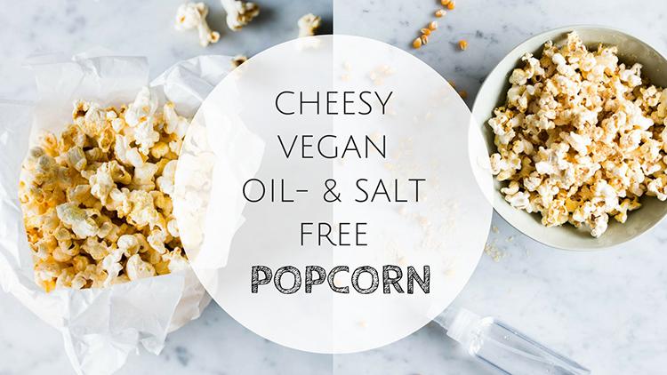 video popcorn