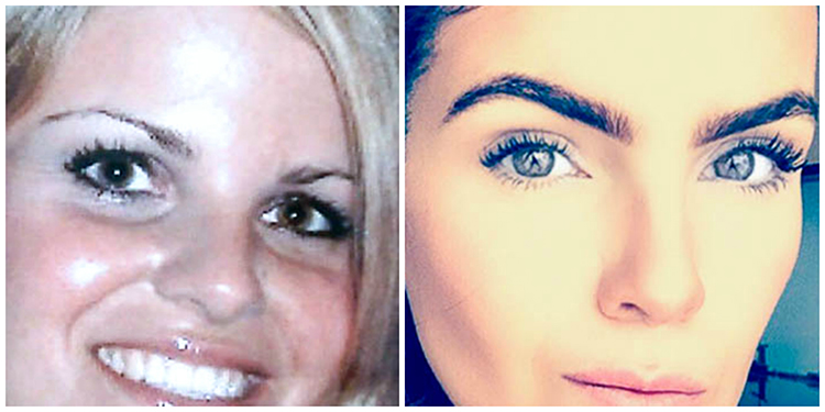 How I Naturally Grew Longer Eyelashes and Thicker Eyebrows