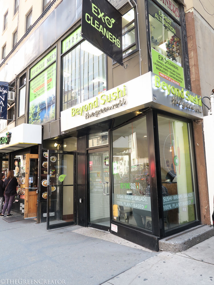 Vegan Hotspots in New York
