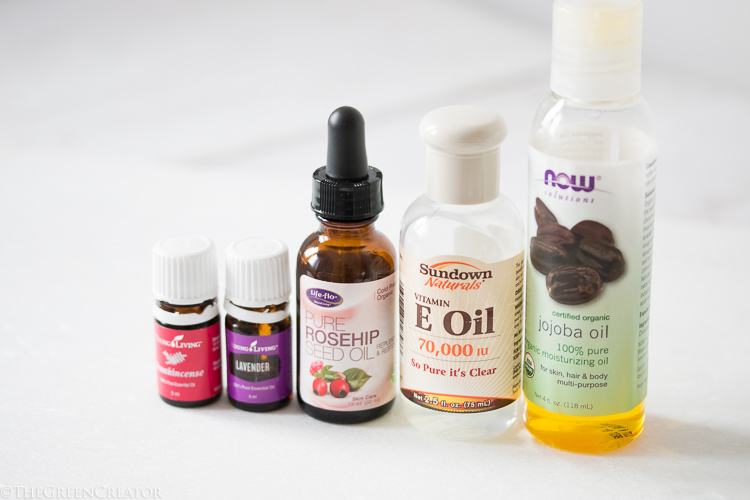 Anti-Aging Essential Oil
