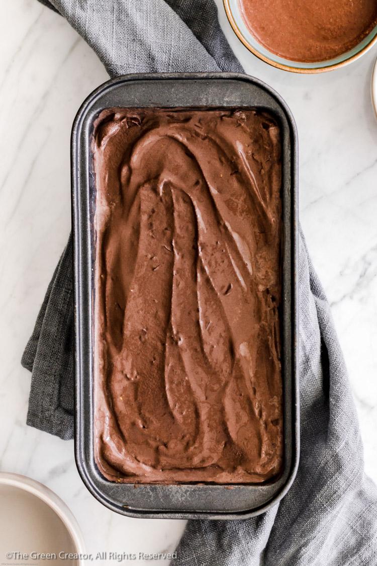 Creamy Chocolate Ice Cream