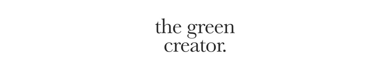 The Green Creator